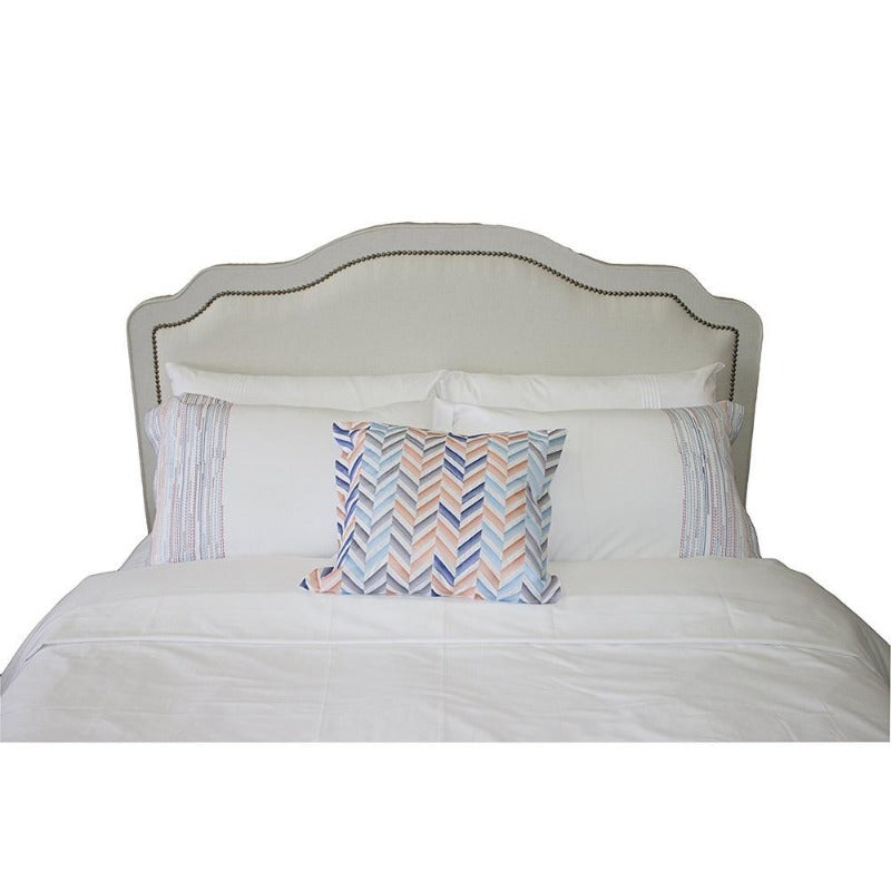 Unscribbles 7PC 100% Egyptian Cotton Duvet Cover B... - Down Under Bedding and Mattresses