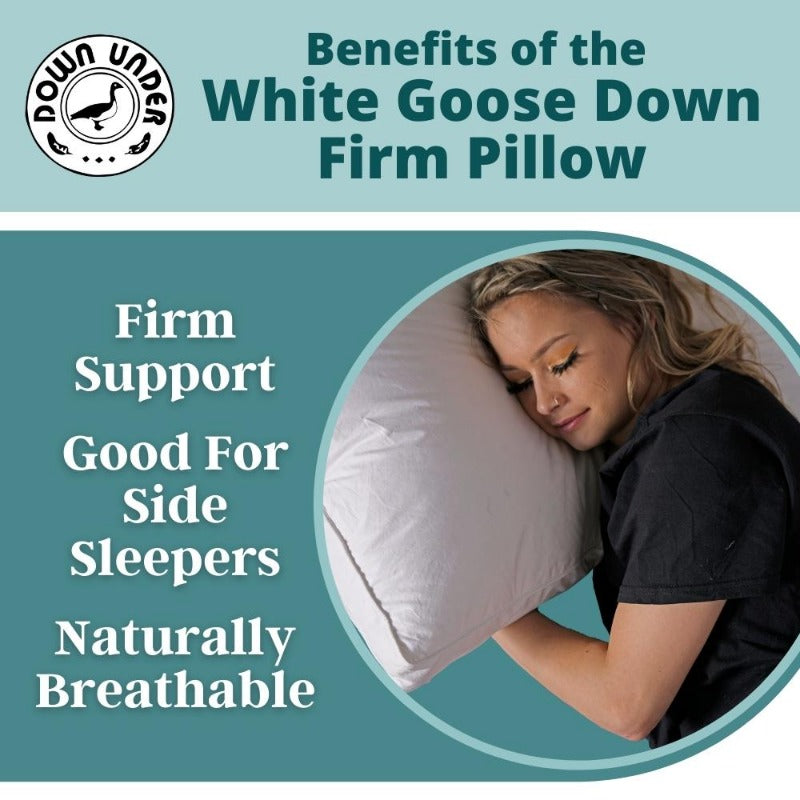 best pillow for side sleepers in Canada