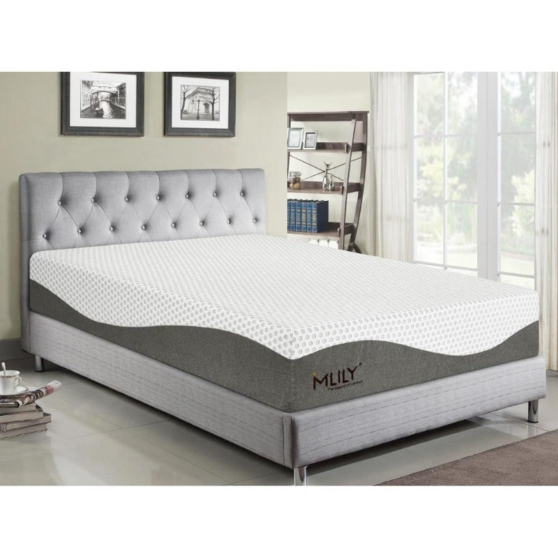MLILY Calm Smart Foam Latex Mattress