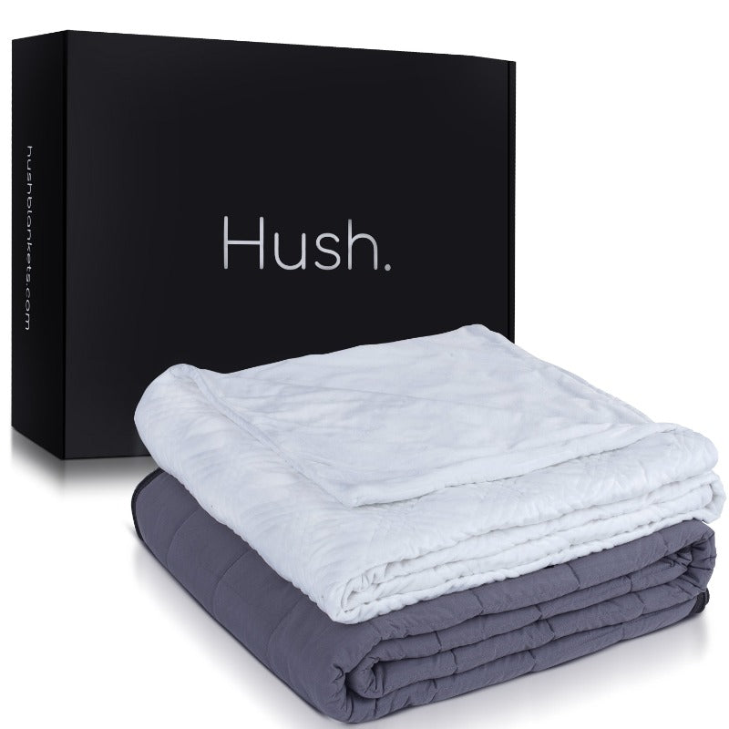 The Hush Classic Blanket With Removable Soft Duvet Cover