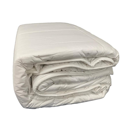 Down Under 100% Deluxe Mulberry Silk Filled Duvet with Corner Ties - Down Under Bedding and Mattresses