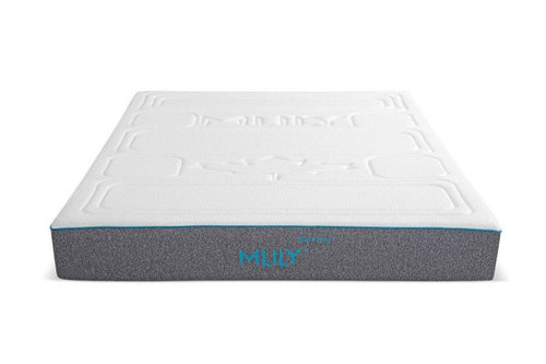 "MLILY 8"" Harmony+Gel-Cloud Air Foam Zoned Support Medium Firm Mattress - Down Under Bedding and Mattresses"