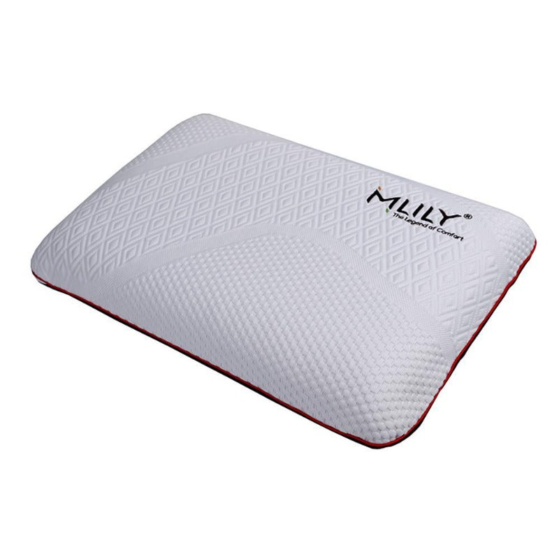 MLILY Dream Bamboo Charcoal Memory Foam Pillow - Down Under Bedding and Mattresses