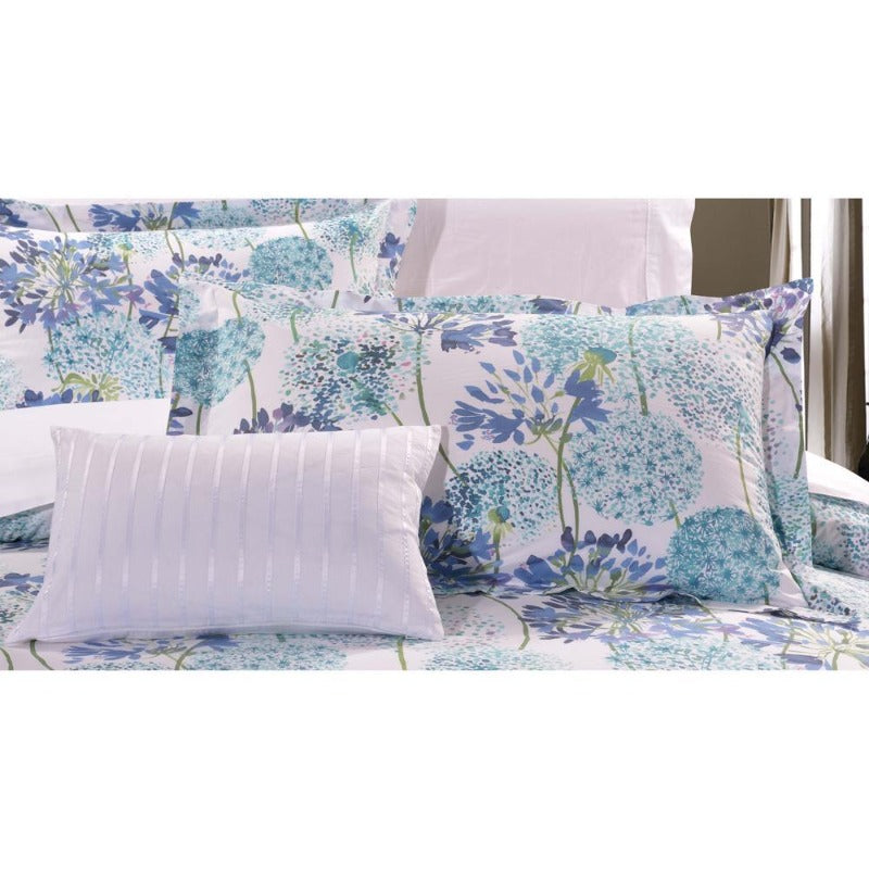 Meadow 8PC 100% Cotton Duvet Cover Bed In a Bag