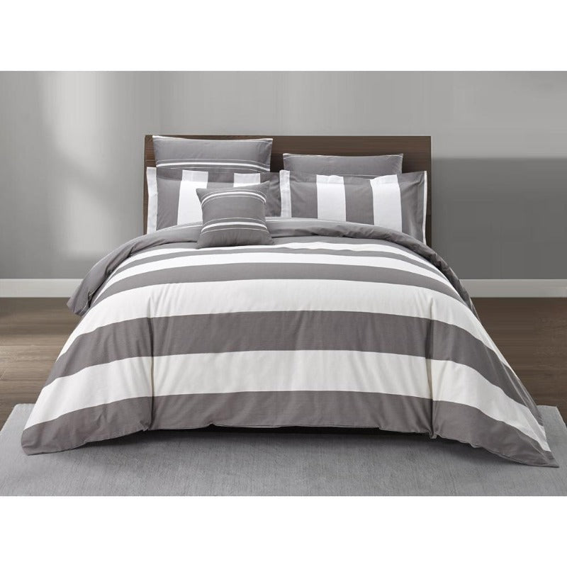 Melody 7PC 100% Cotton Duvet Cover Bed In a Bag - Down Under Bedding and Mattresses
