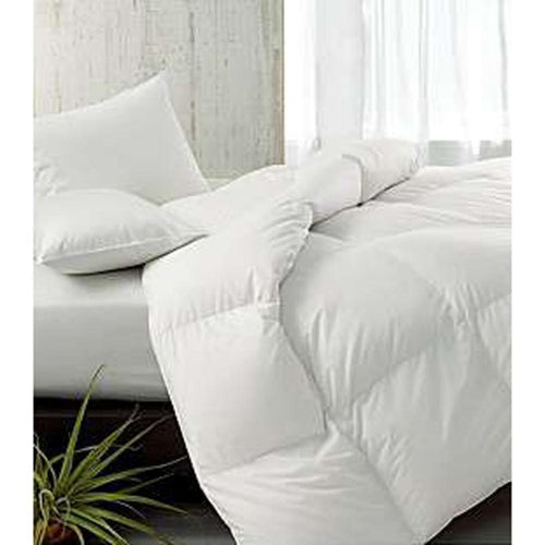 White Goose Feather Duvet (With 5% Down) - Down Under Bedding and Mattresses