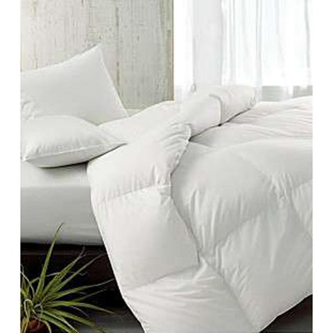 Down Under Filled in Canada Hungarian White Down Duvet Comforter