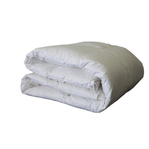 Down Under Washable Oversized Silk Duvet