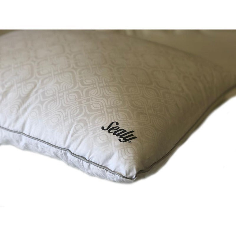 smart memory foam pillows posture correction personalized dual comfort    zipper cotton cover cushioning odor-free pillow