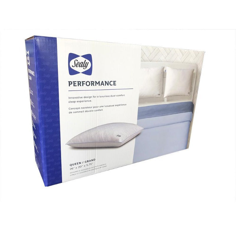 Sealy Performance Dual-Comfort Pillow