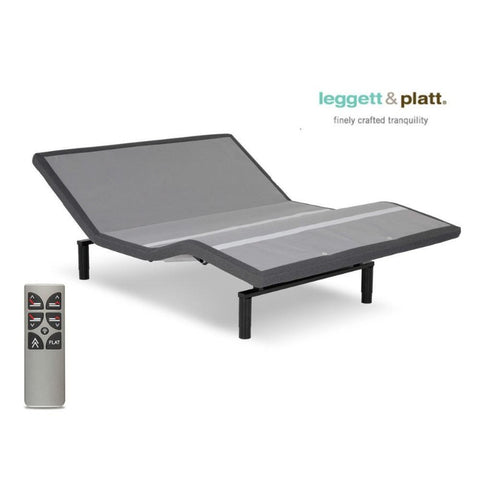 Folding Storage Grey Ottoman