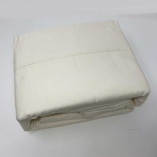 525TC 100% Cotton Sheet Set Ivory