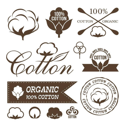 100% Organic Cotton Printed Sheet Set (Black) - Down Under Bedding and Mattresses