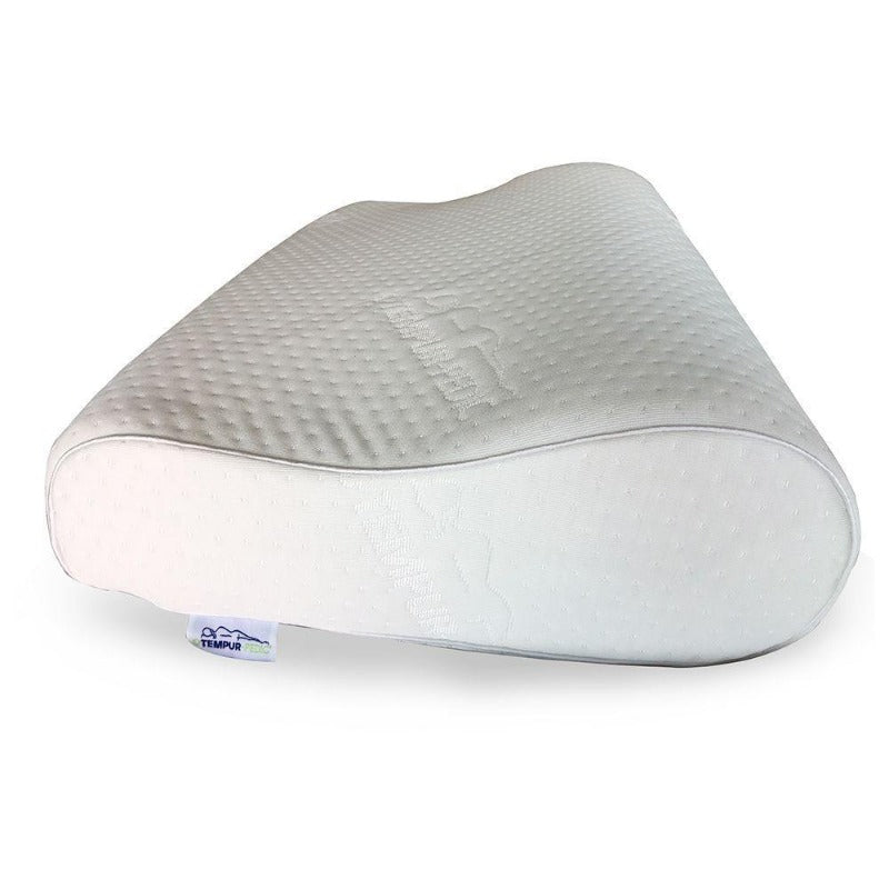 cervical pillow head neck support high profile firm pillows polyester cover dust mite resistant spine spondylitis pain relief