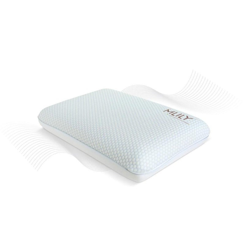 MLILY Relax High Performance Premium Comfort Memory Foam Pillow - Down Under Bedding and Mattresses