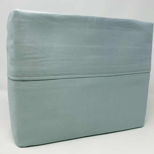 525TC 100% Cotton Sheet Set Sky Blue