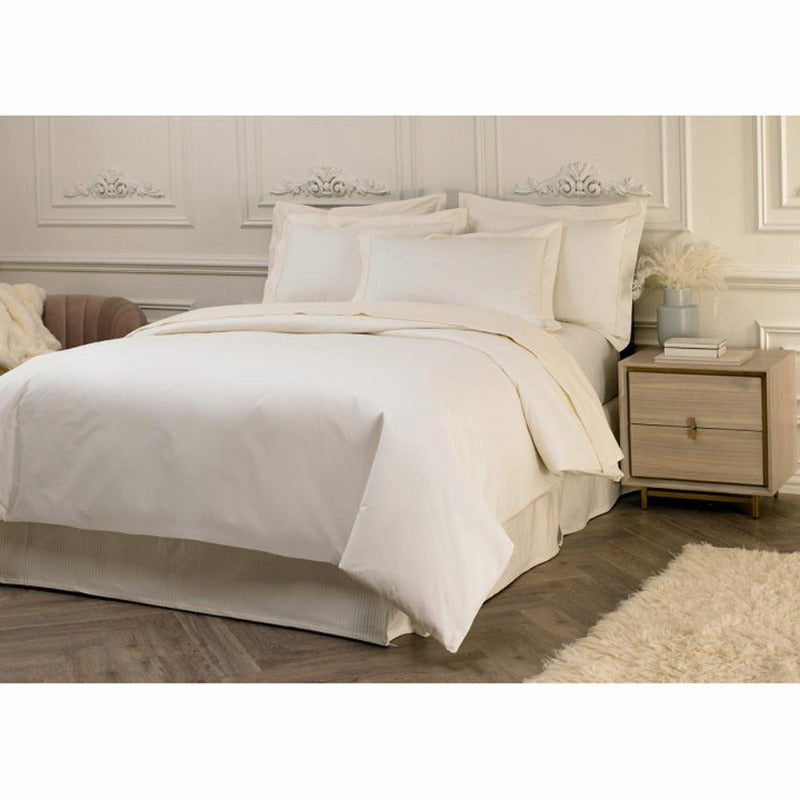 Single Ply 850 TC 100% Egyptian Cotton Duvet Cover Set - Down Under Bedding and Mattresses