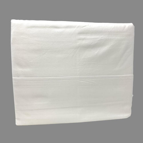 525TC 100% Cotton Sheet Set White