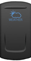 Rocker Switch Cover- Weather