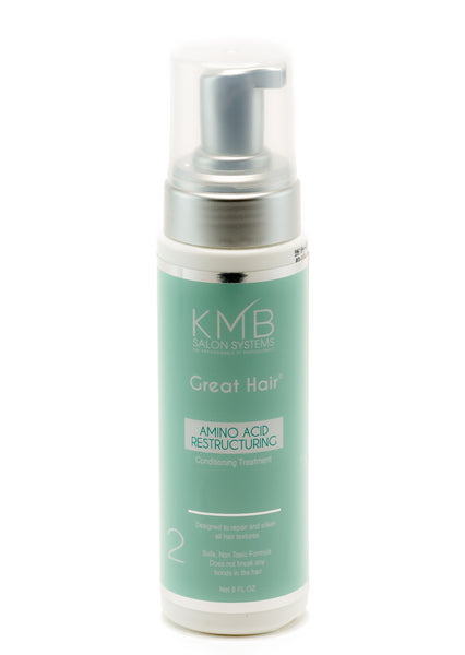 KMB Salon Great Hair Amino Acid Restructuring Conditioner