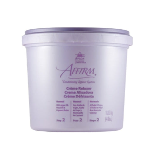 Affirm Creme Relaxer Control Normal Relaxer