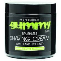Gummy Brushless Shaving Cream