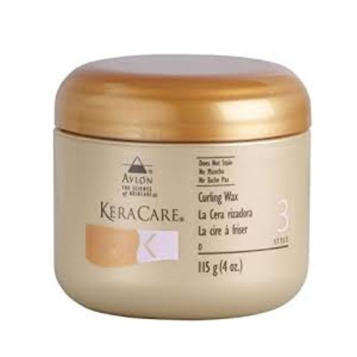 KeraCare Curling Wax
