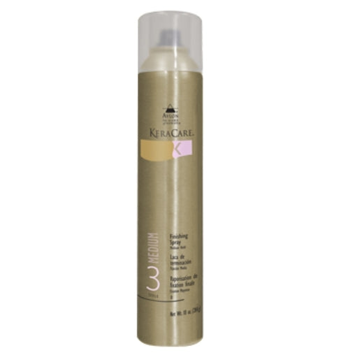 KeraCare Finishing Spray Medium Hold
