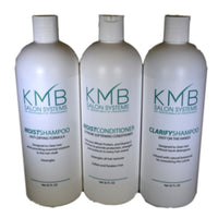 KMBSalon Shampoo Conditioning Trio