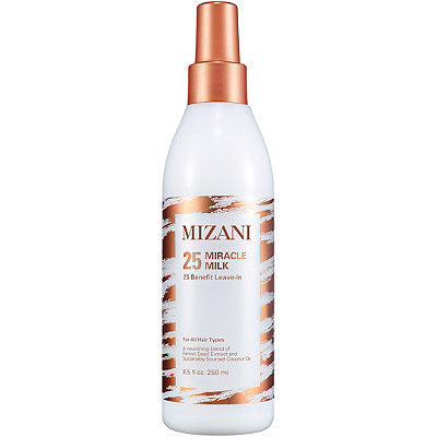 Mizani 25 Miracle Milk Leave In Spray