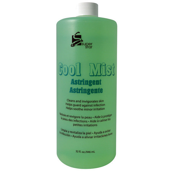 "Cool Mist ""Super Star"" Anticeptic"