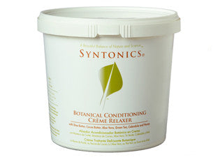 Syntonics Botanical Creme' Relaxer Normal 4lb