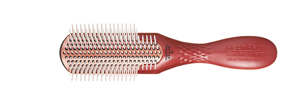 Olivia Garden Heat Pro 9 Row Brush