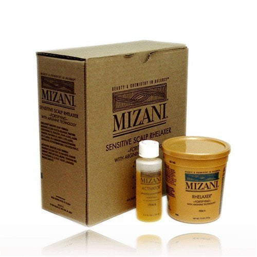 Mizani Sensitive Scalp Classic Rhelaxer Kit