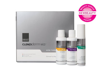 "CLENZIderm M.D.™ Named ""Best Professional-Strength Acne System"" by NewBeauty"