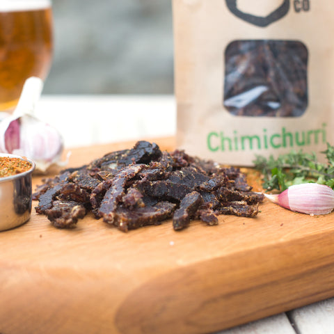 Welsh Wagyu Biltong - 'The Worldly Collection'
