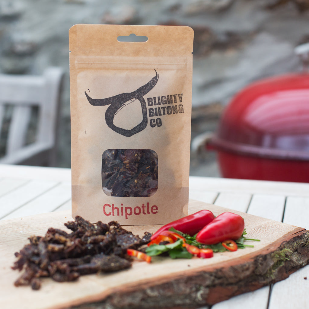 Welsh Wagyu Biltong - 'The Worldly Collection' - BlightyBiltongCo
