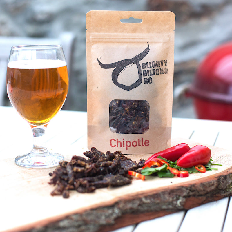 Welsh Wagyu Biltong - The Connoisseur's Collection - BlightyBiltongCo