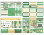 St. Patty's Day | Made to fit any planner!