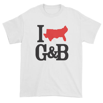GRITS & BISCUITS Southern ❤️ Short Sleeve T-Shirt