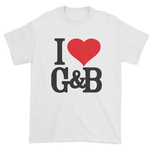 I ❤️ G&B Short Sleeve T-Shirt