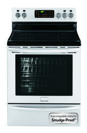 Frigidaire Gallery Freestanding Induction Range