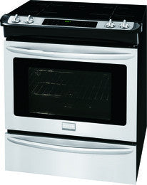 Frigidaire Gallery Slide-in Induction Range