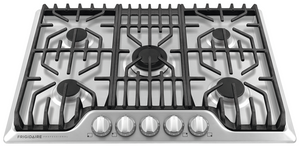 "Frigidaire 30"" Gas Cooktop with Griddle"