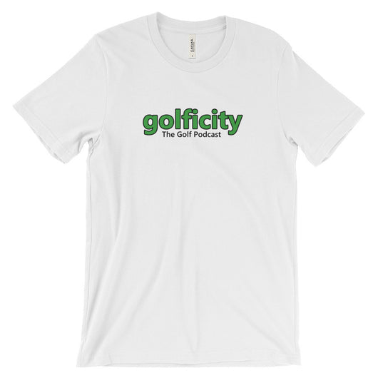 golficity | the golf podcast | t-shirt