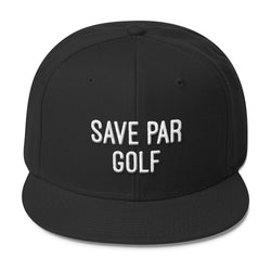 Save Par Golf - Snapback Hat