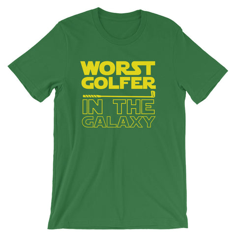 Worst Golfer in the Galaxy | T-shirt | Augusta