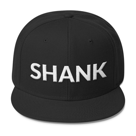 SHANK - Snapback Hat – The 19th Hole Golf Shop f104f75f7cd