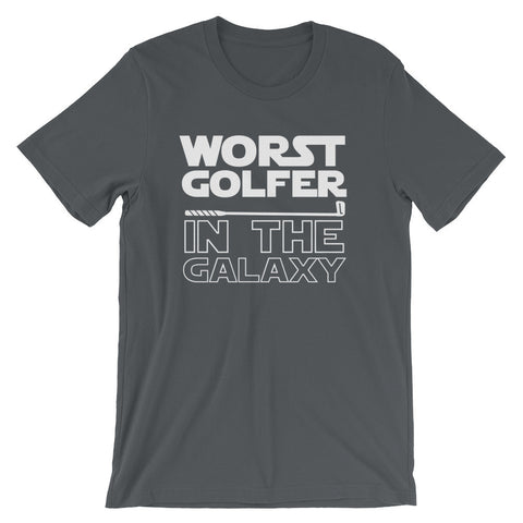 Worst Golfer in the Galaxy | T-shirt