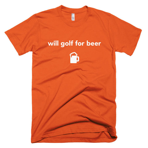 will golf for beer